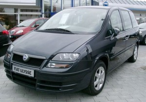 Autobaterie Fiat Ulysse