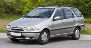 Autobaterie Fiat Palio