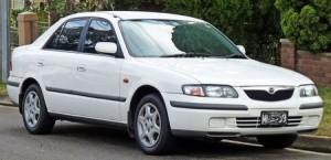 Střešní nosič Mazda 626