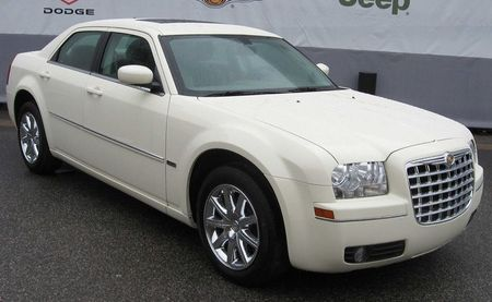 Autobaterie Chrysler 300C