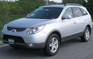 Autopotahy Hyundai ix55