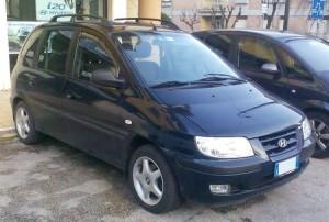 Autobaterie Hyundai Matrix