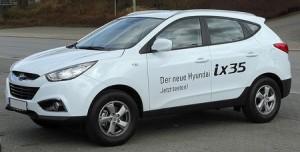 Autobaterie Hyundai ix35