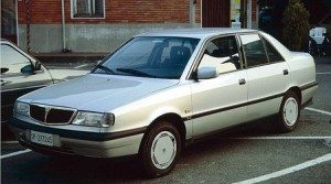 Střešní nosič Lancia Dedra