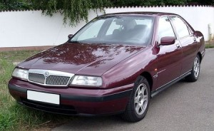 pneumatiky Lancia Kappa