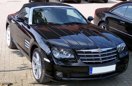Pneumatiky Chrysler Crossfire