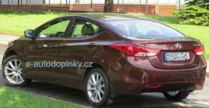 Střešní nosič Hyundai Elantra