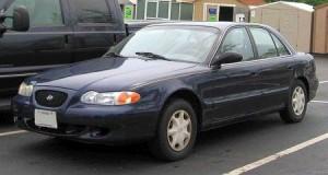 Střešní nosič Hyundai Sonata