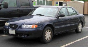 Pneumatiky Hyundai Sonata