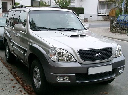 Hyundai-Terracan