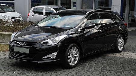 Autokoberce Hyundai i40
