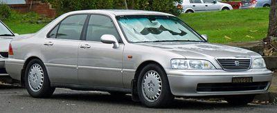 Tlumiče Honda Legend