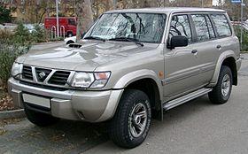 Pneumatiky Nissan Patrol