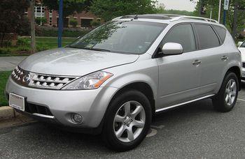Autobaterie Nissan Murano