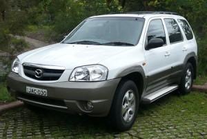 Autobaterie Mazda Tribute