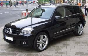 Autobaterie Mercedes-Benz třídy GLK