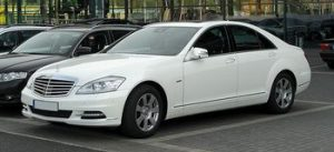 Autobaterie Mercedes-Benz třídy S