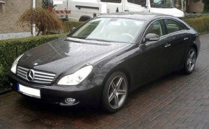 Autobaterie Mercedes-Benz třídy CLS