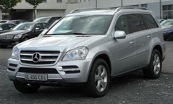 Autobaterie Mercedes-Benz třídy GL