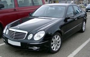 Autobaterie Mercedes-Benz třídy E