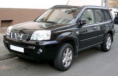 Tlumiče Nissan X-Trail