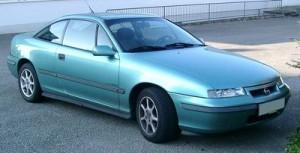 Autobaterie Opel Calibra