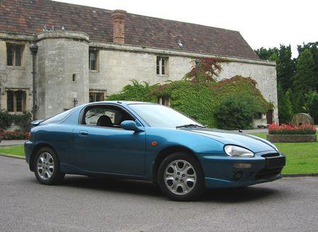 Tlumiče Mazda MX-3