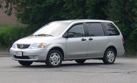Tlumiče Mazda MPV