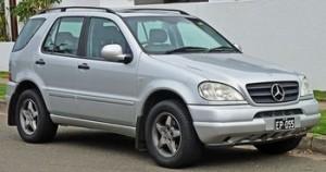 Autobaterie Mercedes-Benz M