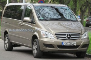 Střešní nosič Mercedes Benz Vito