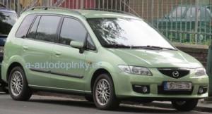 Střešní nosič Mazda Premacy