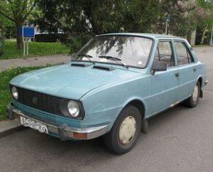 Autobaterie Škoda 105
