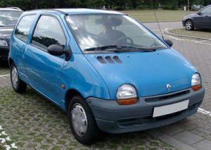 Autopotahy Renault Twingo