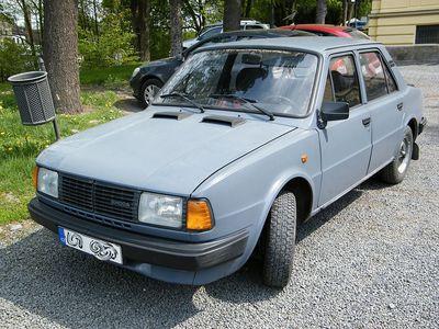 Autobaterie Škoda 120