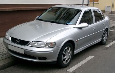 Autokoberce Opel Vectra