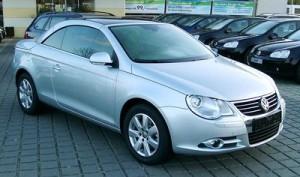 Autobaterie Volkswagen Eos
