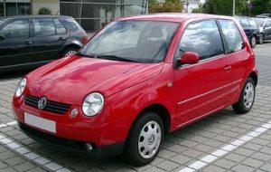 Autopotahy Volkswagen Lupo