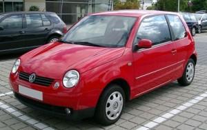 Autobaterie Volkswagen Lupo