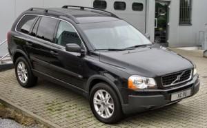 Autobaterie Volvo XC90