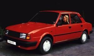 Autobaterie Škoda 130