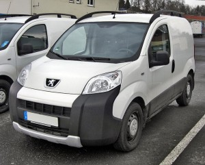 Autobaterie Peugeot Bipper