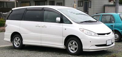 Autokoberce Toyota Previa