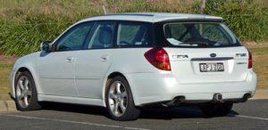 Autopotahy Subaru Legacy