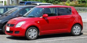 Pneumatiky Suzuki Swift