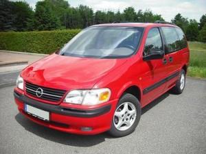 Pneumatiky Opel Sintra