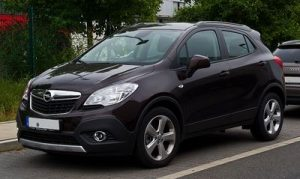 Pneumatiky Opel Mokka