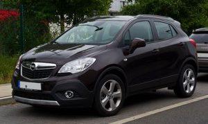 Autobaterie Opel Mokka