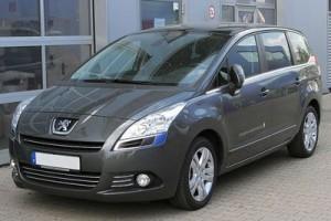Autobaterie Peugeot 5008