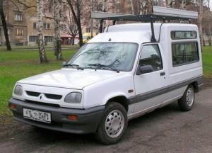 Pneumatiky Renault Rapid