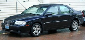 Autobaterie Volvo S80